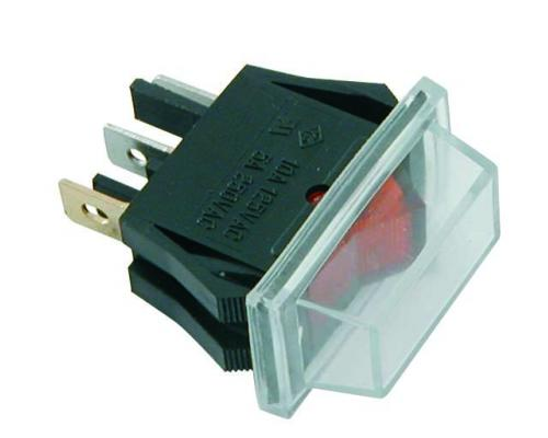 interrupteur lumineux 12v 15a interrupteurs bigship accastillage accessoires pour bateaux. Black Bedroom Furniture Sets. Home Design Ideas