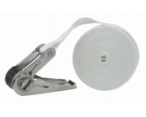 sangle cliquet inox 25mm 7m sangles cables bigship accastillage accessoires pour bateaux. Black Bedroom Furniture Sets. Home Design Ideas