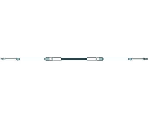SEASTAR S. Cable de commande 33c - 14' (4.27m)