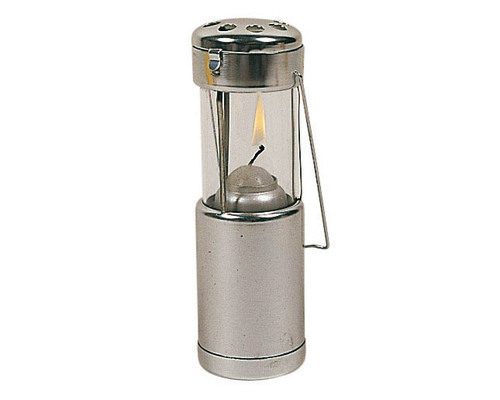 CAO Lanterne à bougie en aluminium 16.5cm Ø 5cm