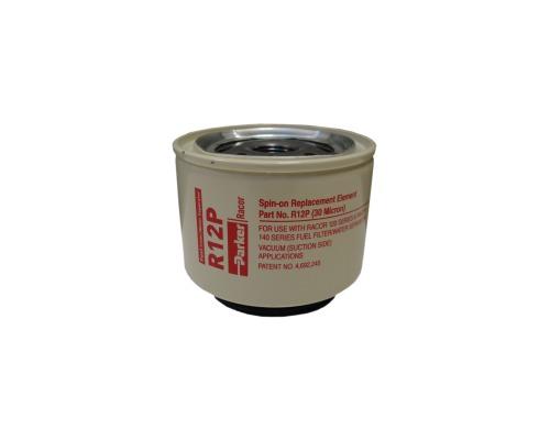 RACOR R12P Cartouche filtre gazole 30µ pour 120A