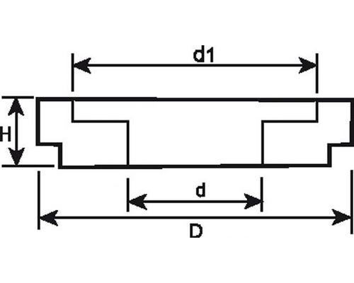 MARINOX Cache blanc pour vis TF 4 et 5 les 5