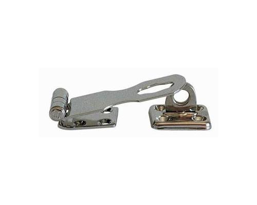 BIGSHIP Charnière à cadenas + anneau pivotant 64x24mm