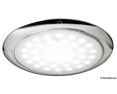 Luminaire Cuisine Avec Interrupteur : Osculati eclairage led ultraplat avec interrupteur sensitif spots