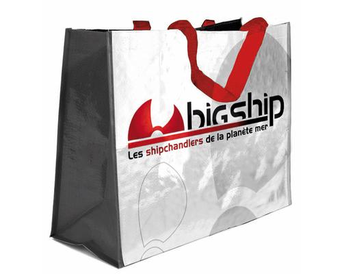 BIGSHIP Sac Polypro Tissé (réutilisable)
