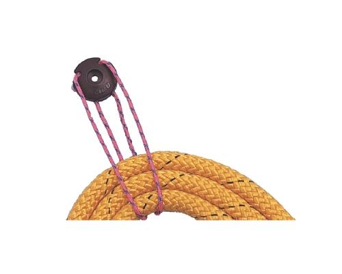 RWO Crochet lover noir + garcette de maintien les 2