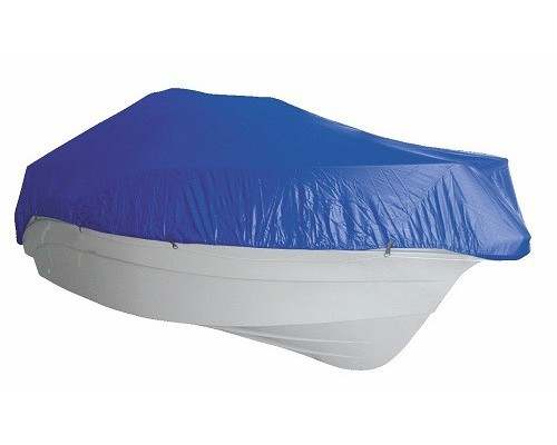 SEA COVER Housse pour bateau taille 7 - 630-710x380cm (bleu)