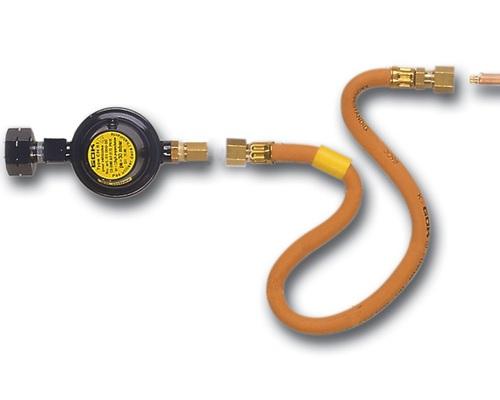 Eno flexible gaz vis olive 60cm accessoires gaz for Flexible gaz a vie