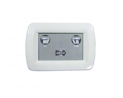 Jabsco Wc Lite Flush 12v Avec Tableau Commande Wc