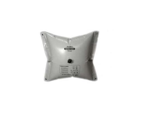 lalizas reservoir souple eau rectangulaire 55l r servoirs bigship accastillage accessoires. Black Bedroom Furniture Sets. Home Design Ideas