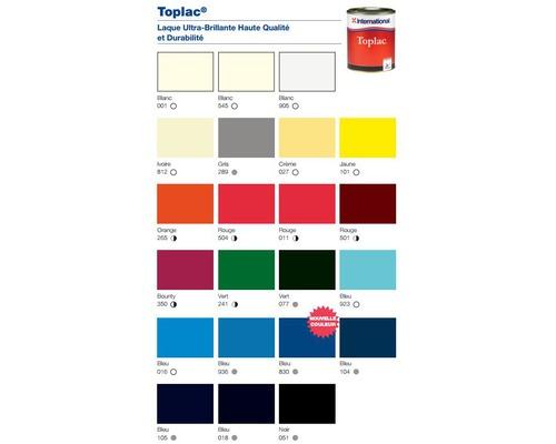 nuancier peinture international resine de protection pour peinture. Black Bedroom Furniture Sets. Home Design Ideas