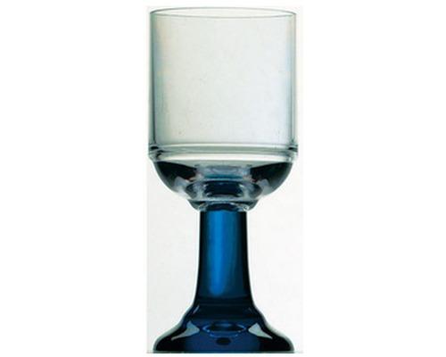 Verre pied grand bleu verres bigship accastillage accessoires pour bateaux for Grand verre a pied pour decoration