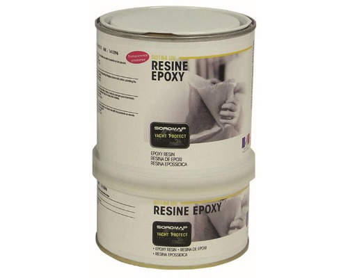 SOROMAP Résine époxy so 184 450g
